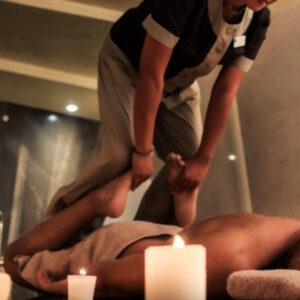Footwork Massage
